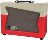 Carr Skylark 1x12 Combo Amp, Cream, Red