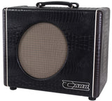 Carr Mercury V 1x12 Combo Amp, Black and Brown Gator