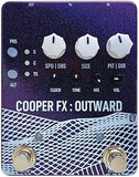 Cooper FX Outward V2 Delay / Sampler Pedal