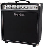 Two-Rock Classic Reverb Signature 50 Tube Rectified Combo, Black