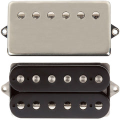 Suhr Thornbucker Pickup Set, Raw Nickel Neck, Black 50mm Bridge