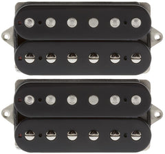 Suhr SSH+ 50mm Bridge, SSV Neck Pickup Set, Black