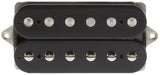 Suhr SSH Bridge Pickup, Black, 50mm