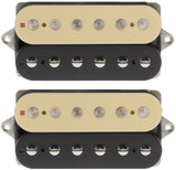 Suhr SSH+ 53mm Bridge, SSV Neck Pickup Set, Zebra