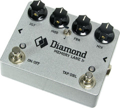 Diamond Memory Lane Jr Delay Pedal - Tap Mod