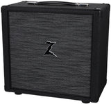 Dr. Z 1x10 Speaker Cab - Black / ZW Grill - New Dress