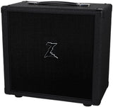 Dr. Z 1x10 Speaker Cab - Custom Blackout - New Dress