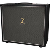 Dr. Z 1x12 Speaker Cabinet - Black - Salt and Pepper Grill