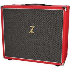 Dr. Z 1x12 Speaker Cabinet - Red - Salt and Pepper Grill