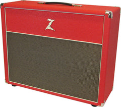 Dr. Z 2x12 Open Back Cab - Red