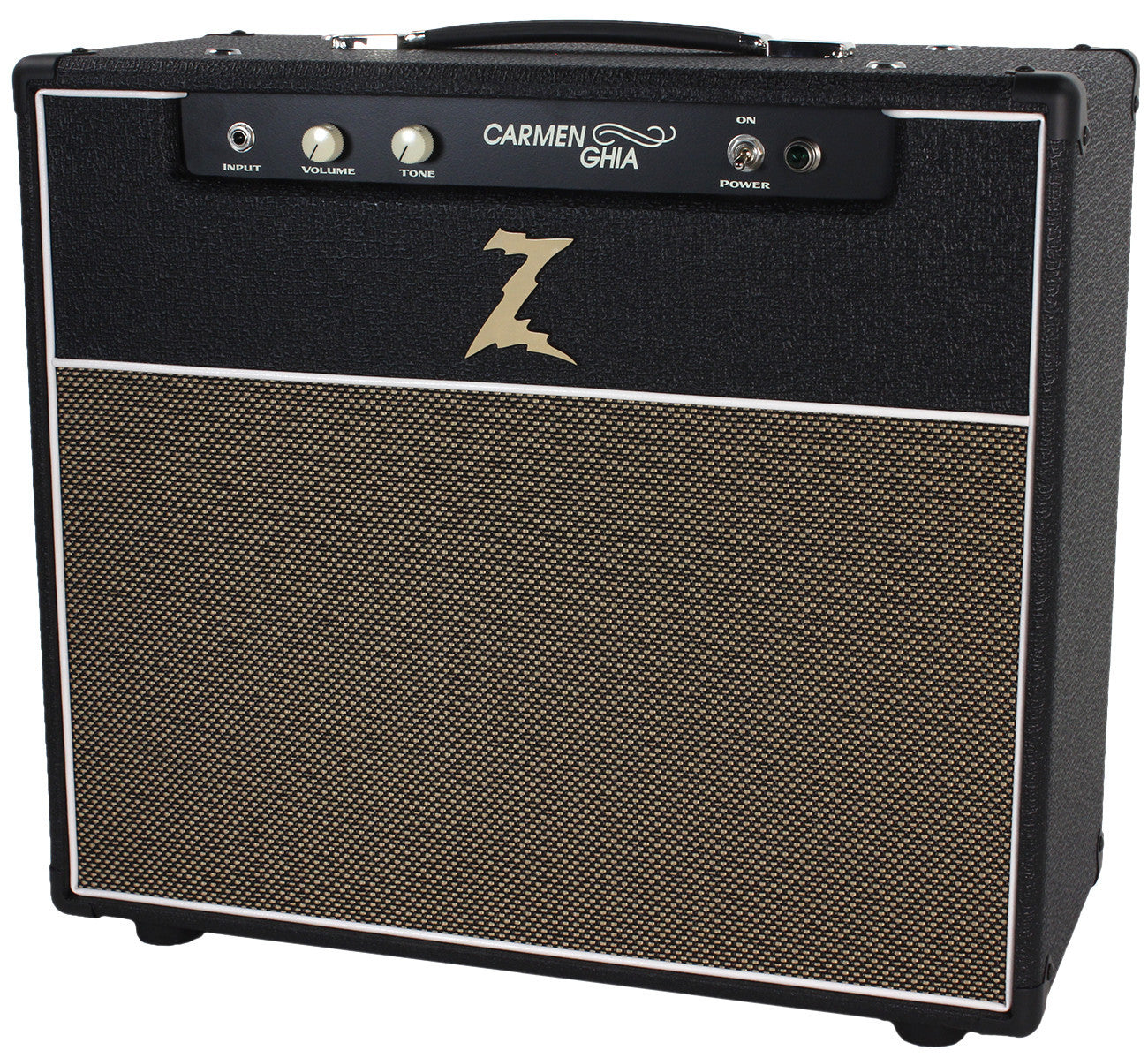 Harmonicas For Sale >> Dr. Z Carmen Ghia 1x12 Lite Combo - Black - Tan ...