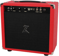 Dr. Z M12 1x10 Combo - Red w/ Black Grill