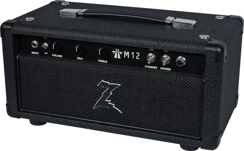 Dr. Z M12 Head - Custom Blackout