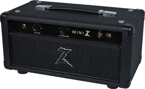 Dr. Z Mini-Z Head - Blackout
