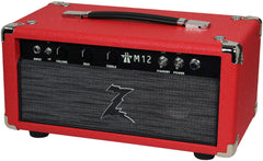 Dr. Z M12 Head - Red w/ Z-Wreck Grill