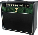 Dr. Z Maz 18 Jr NR 1x12 - Custom Green Flamed Maple