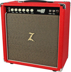 Dr. Z Maz 18 Jr NR 1x12 Studio Combo - Red