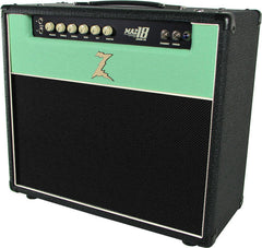 Dr. Z Maz 18 Jr NR 1x12 Combo - Black / Surf Two-Tone