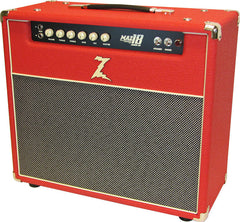 Dr. Z Maz 18 Jr NR 1x12 Combo - Red w/ Salt and Pepper