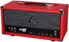Dr. Z Maz 18 Jr NR Head - Red w/ Z-Wreck Grille