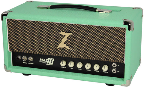 Dr. Z Maz 18 Jr NR Head - Surf Green w/ Tan