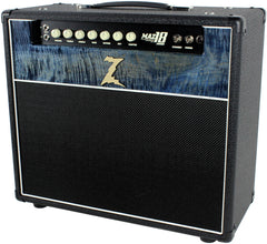 Dr. Z Maz 18 Jr Reverb 1x12 - Blue Flamed Maple