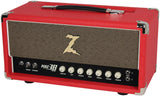 Dr. Z Maz 38 Sr Reverb Head - Red, Tan Grille