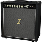 Dr. Z Maz 18 Jr Reverb Studio Combo - Black w/ Salt & Pepper Grill