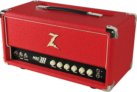 Dr. Z Maz 38 Sr NR Head - Red
