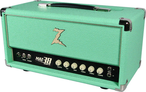 Dr. Z Maz Sr 38 NR Head - Surf Green