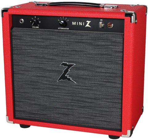 Dr. Z Mini-Z Combo - Red w/ Z-Wreck Grille