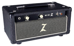 Dr. Z Mini-Z Head - Black Salt & Pepper