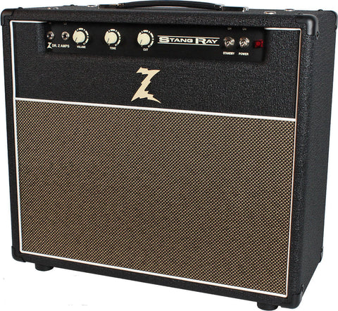 Dr. Z Stang Ray 1x12 Black