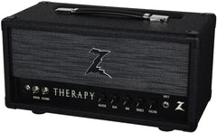 Dr. Z Therapy Head - Black w/ ZW Grill