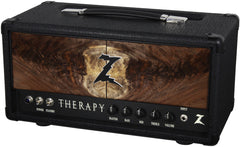 Dr. Z Therapy Head - Custom Burl Walnut Hardwood