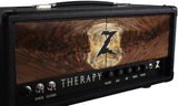 . Dr. Z Therapy Head - Custom Burl Walnut Hardwood