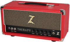 Dr. Z Therapy Head - Red w/ Tan