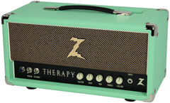 Dr. Z Therapy Head - Surf Green w/ Tan
