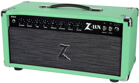 Dr. Z Z-Lux Head - Surf Green - ZW Grill