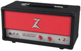 Dr. Z Mazerati 30th Anniversary Head - Black, Red