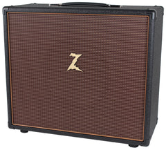 Dr. Z 1x12 Speaker Cabinet - Black - Oxblood