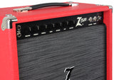 Dr. Z Z-Plus 1x12 Studio Combo, Red, ZW Grille