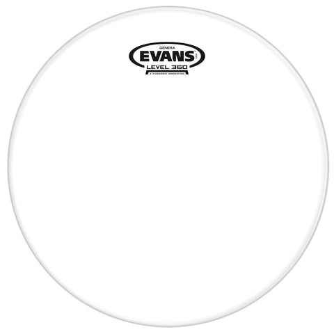 "Evans 10"" Genera Resonant Drum Head (TT10GR)"