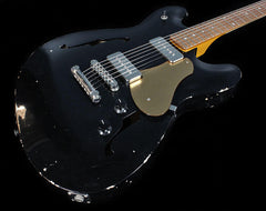 Fano GF6 Guitar in Bull Black