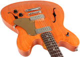 Fano GF6 Guitar in Round-Up Orange