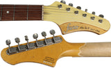 . Fano JM6 Guitar in Blonde