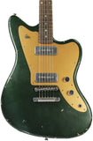 . Fano JM6 Guitar in Cadillac Green