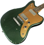 Fano JM6 Guitar in Cadillac Green