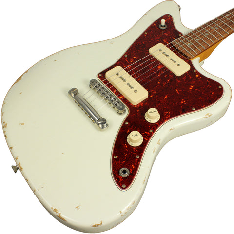 Fano JM6 Guitar in Olympic White