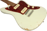 . Fano JM6 Guitar in Olympic White